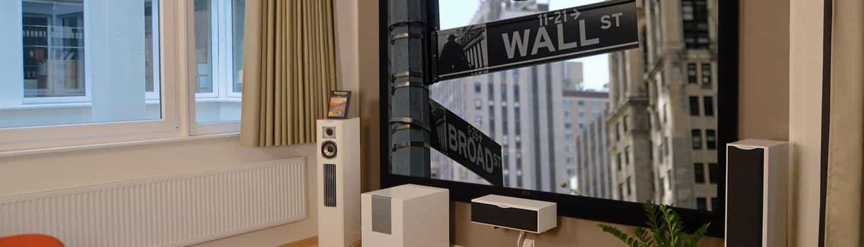 Beamervergleich 2 Wall-Street
