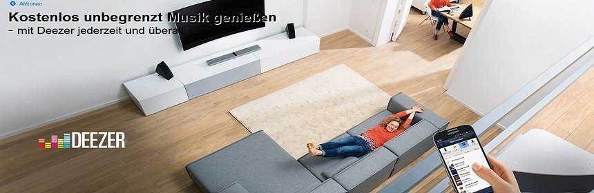 SamsungDeezer