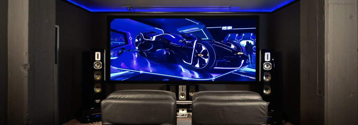 Showroom Tron