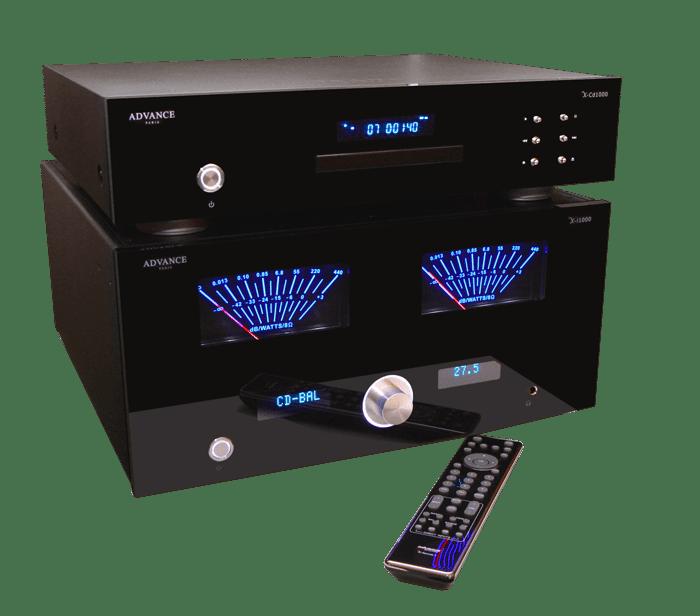 X-i1000 + X-Cd1000-700