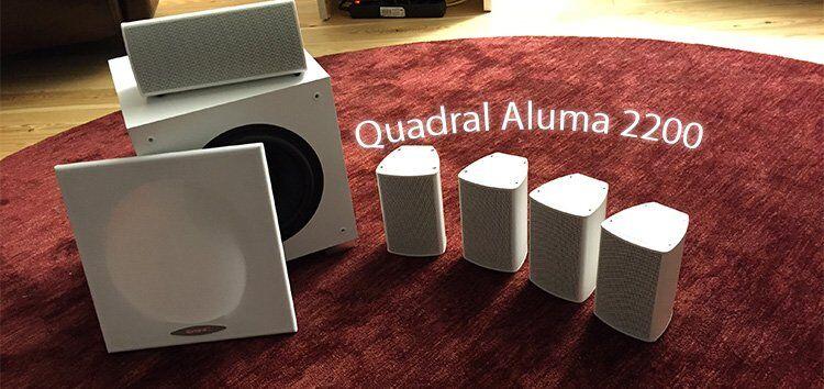 Quadral Aluma 2200