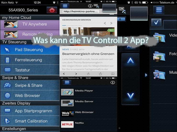 Panasonic TV APP