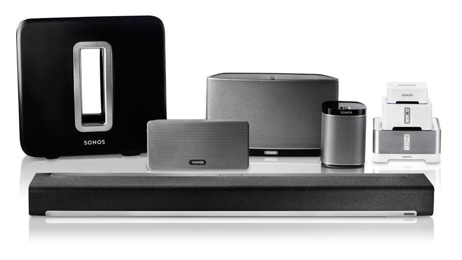 Sonos Multiroom Familie