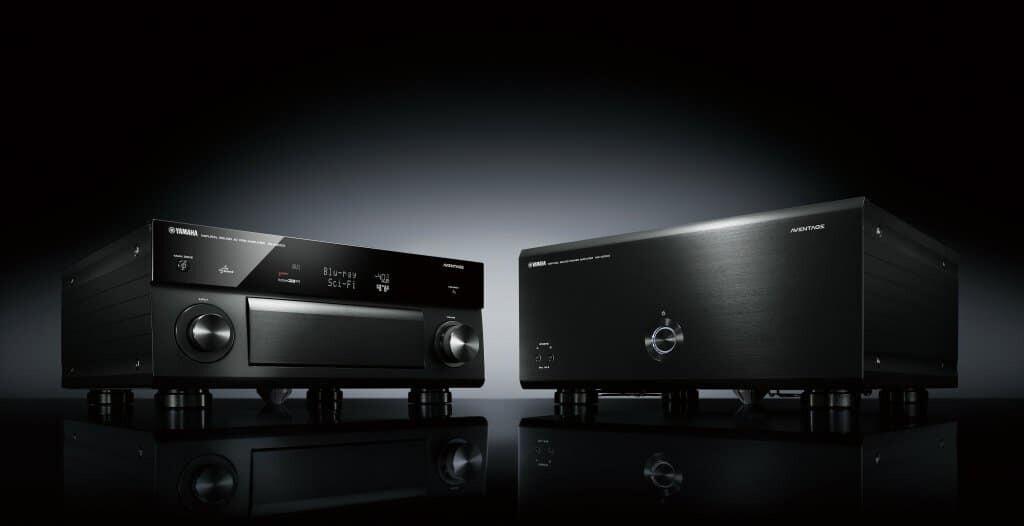 Yamaha MX-A5000 und CX-A5000