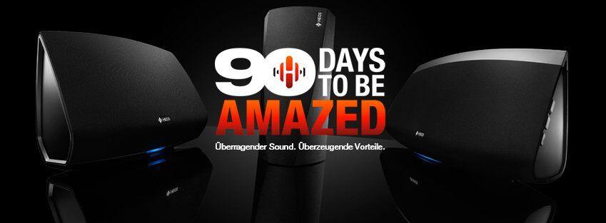 90 days to be amazed