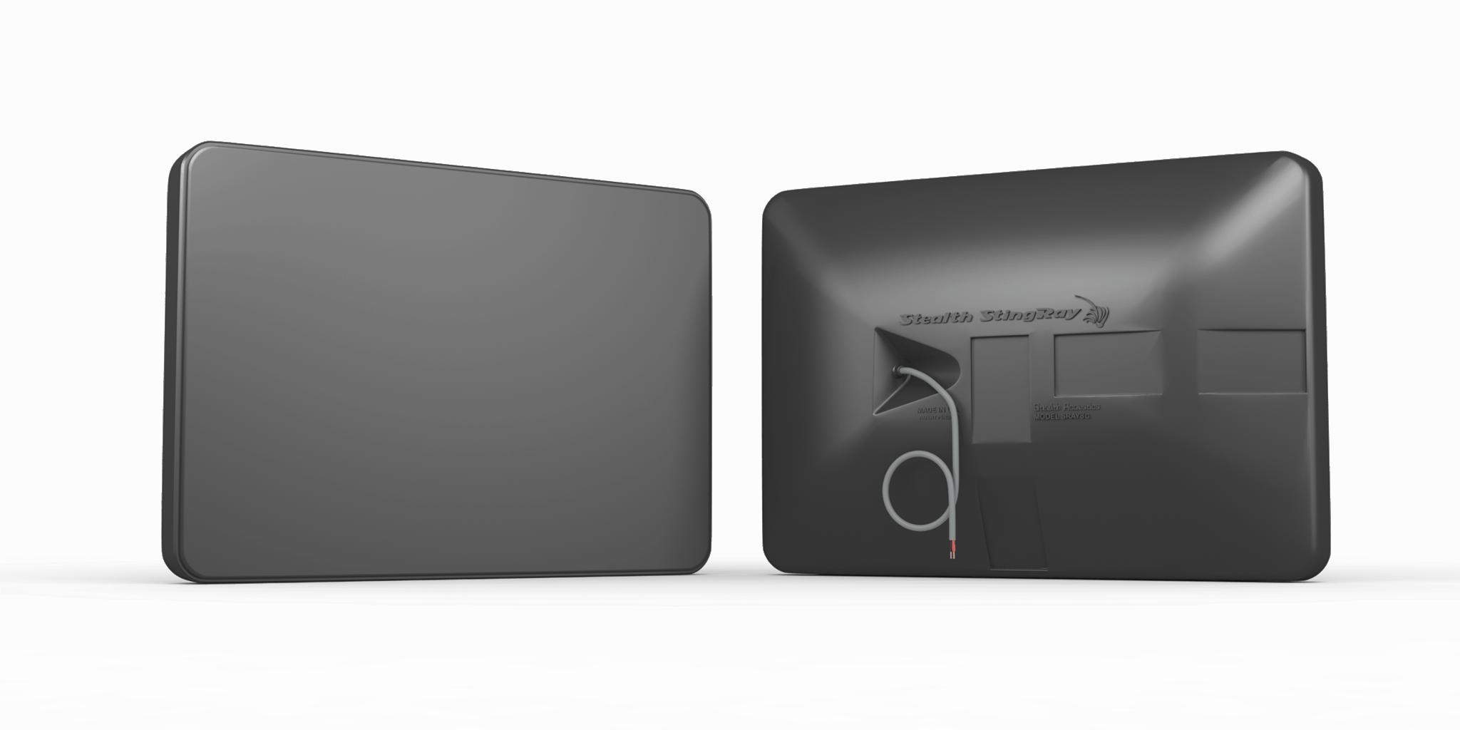 unsichtbare lautsprecher stealth acoustic part 4. Black Bedroom Furniture Sets. Home Design Ideas