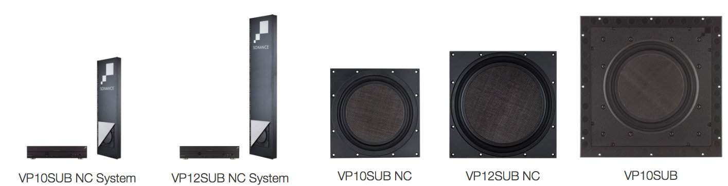 Sonance In-Wall Subwoofer