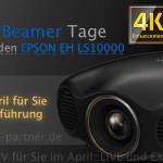 Laser Beamer Tage