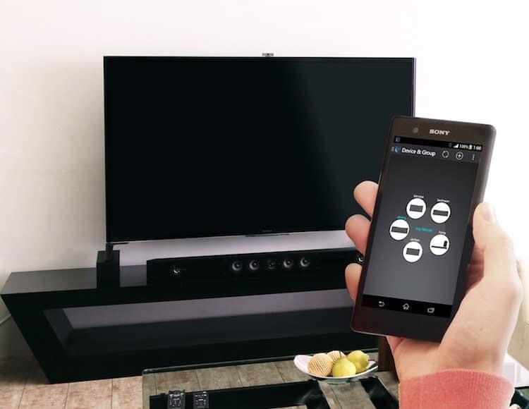 Sony Soundbar HT-ST9