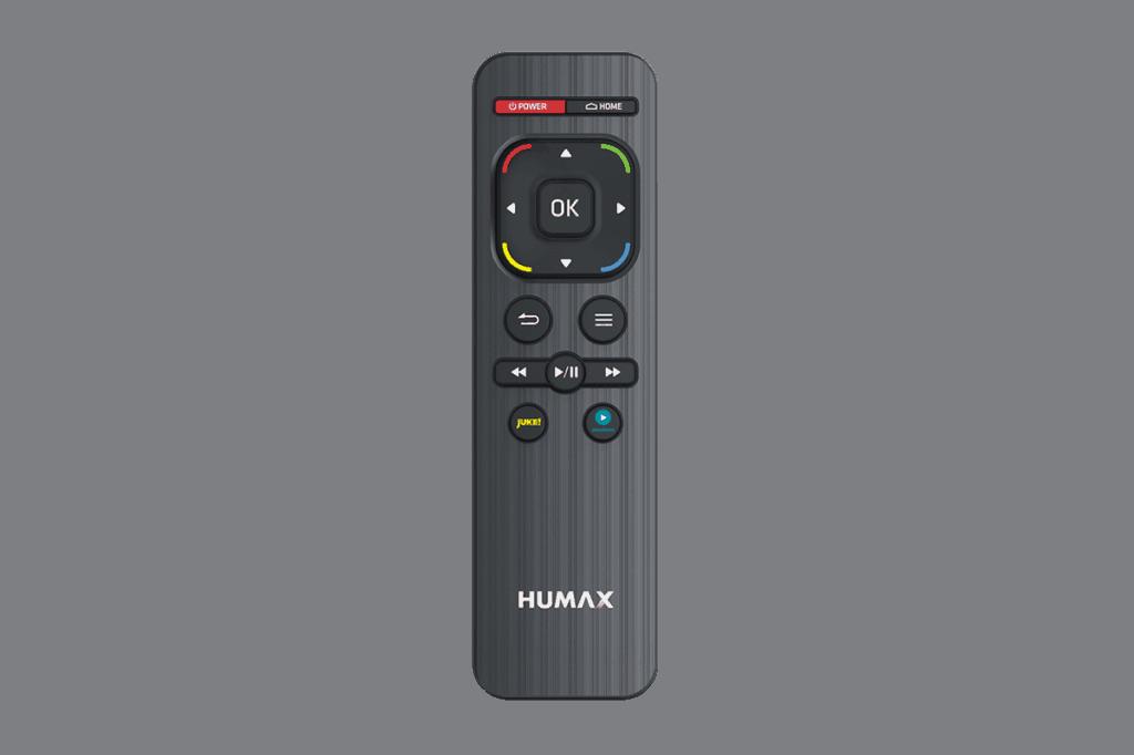 Humax H1 Fernbedienung