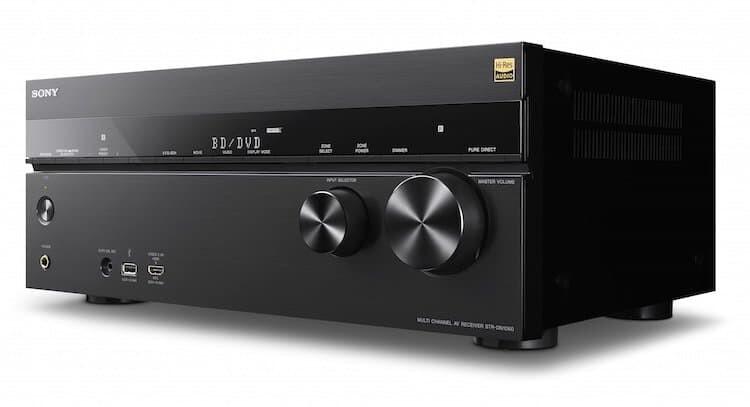 A/V-Receiver Sony STR-DN1060