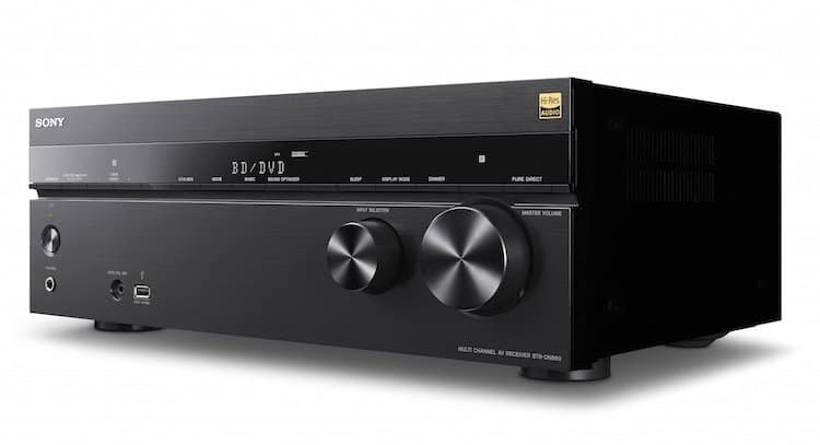 A/V-Receiver STR-DN860