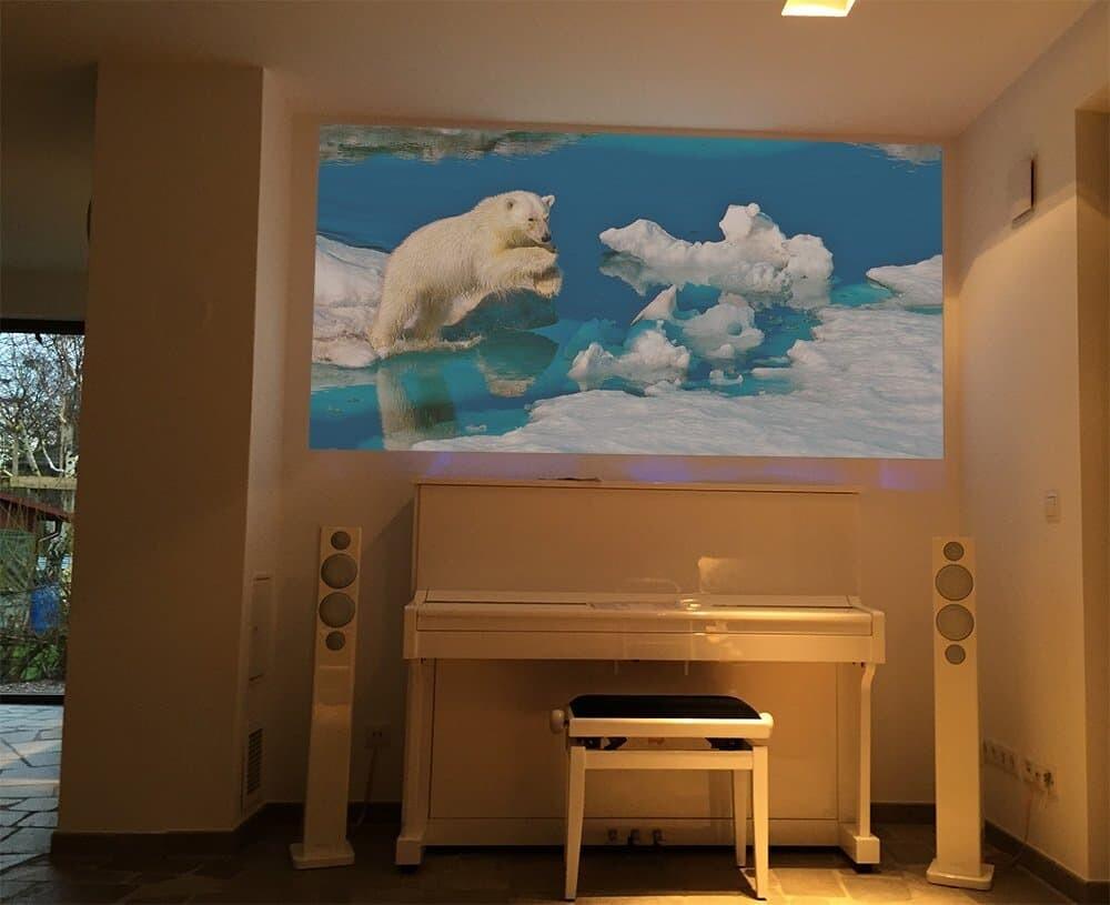 Heimkino Piano