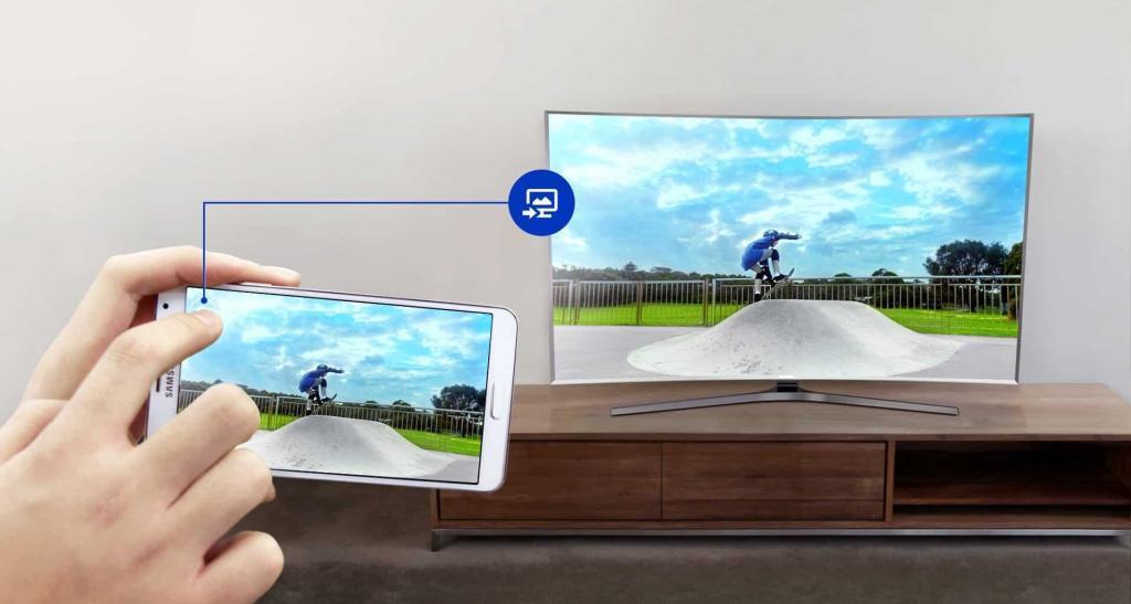 Samsung TV Bündle Aktion Streaming