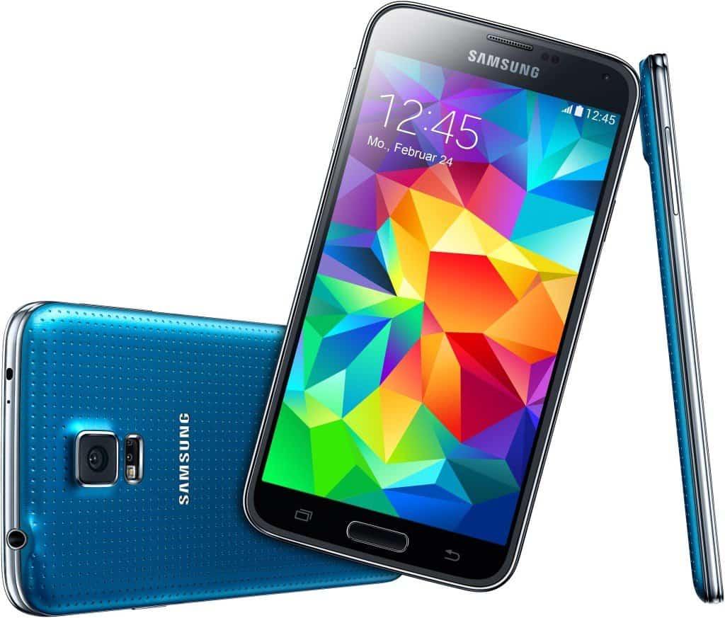 Mit brillantem Display, gegen Staub und Wassertropfen geschütztem Gehäuse (gemäß IP 67), schneller Kamera und Fingerabdruck-Sensor ist das GALAXY S5 ein echtes Premium-Smartphone.