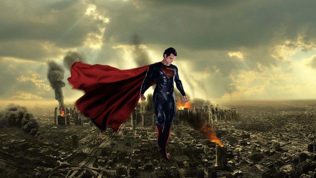 """Bilder von """"Man of Steel"""""""