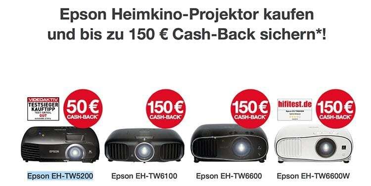 Epson Cash Back