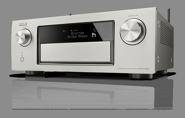 Denon AVR-X4200 silber