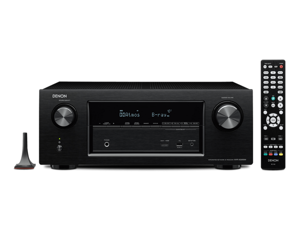 Denon AVR-X2200