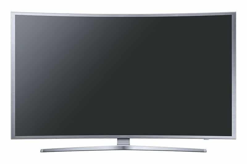 Samsung UE40S9 - Curved UHD