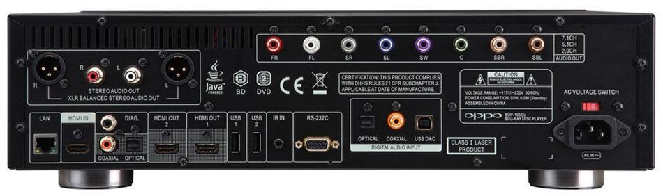 Oppo BDP-105D
