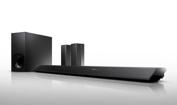 HT-RT5 Surround-Soundbar