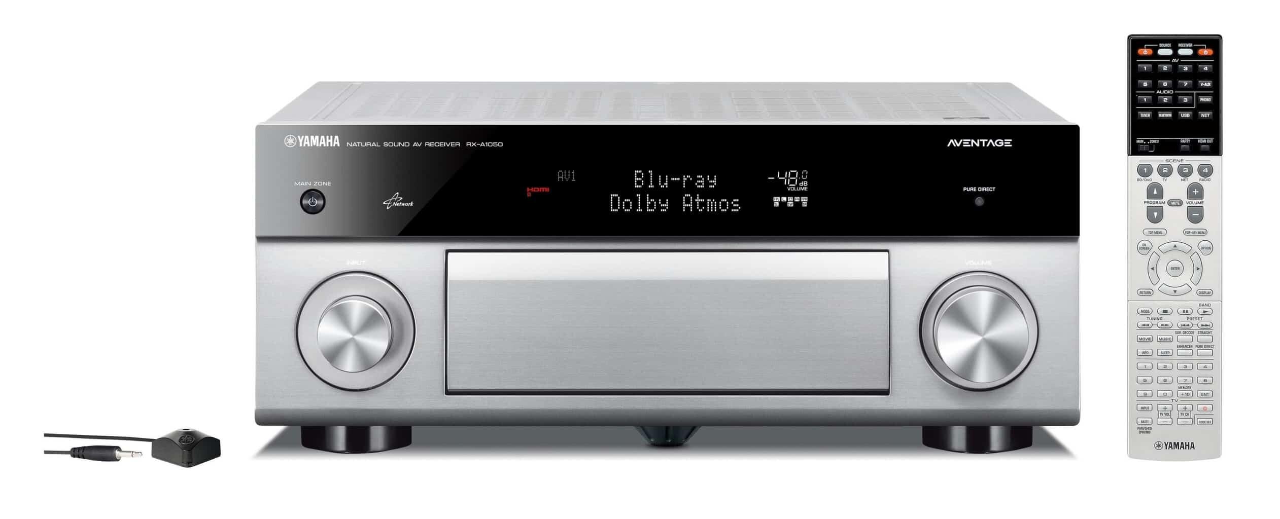 Yamaha RX-A1060 Dolby Atmos und DTS:X Heimkino Receiver