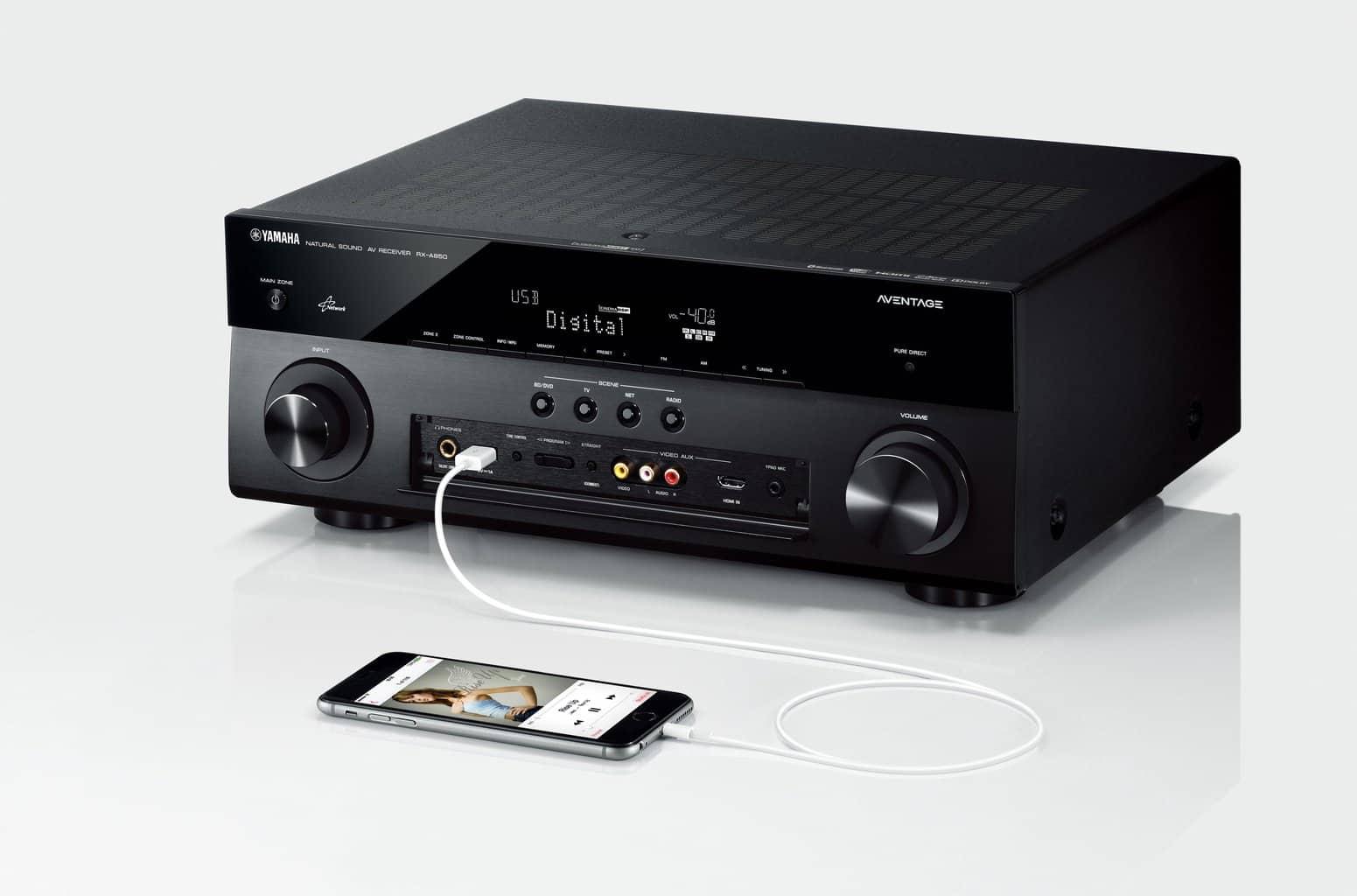 Yamaha RX-A3050 & RX-A2050