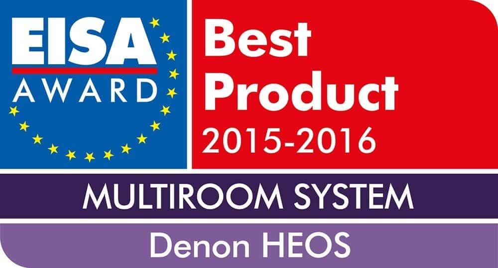 Denon HEOS Lautsprecher Mutliroom System