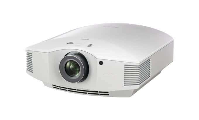 Sony VPL-HW65ES Beamertage