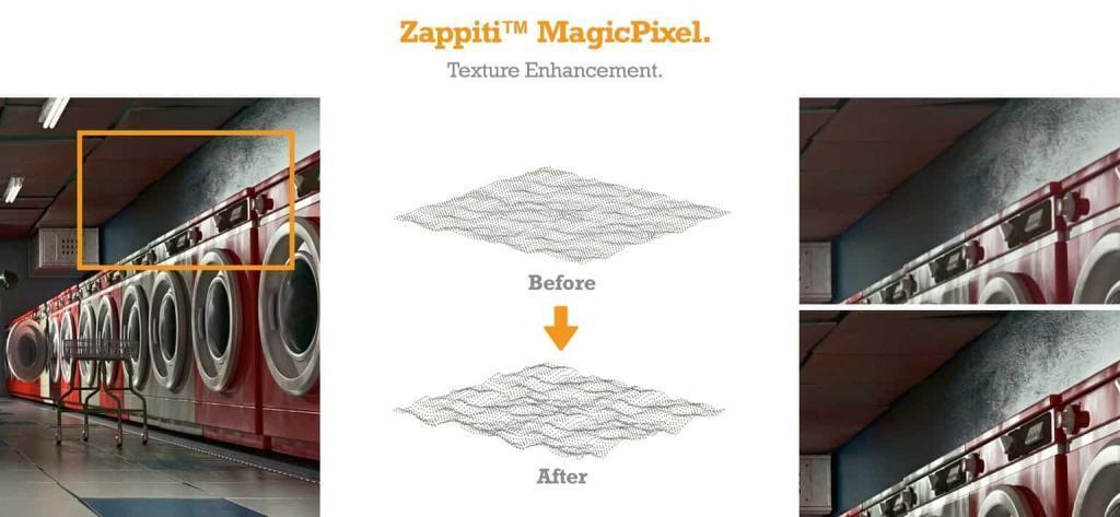 Zappiti MagicPixel