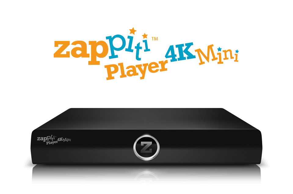Zappiti 4K mini Player