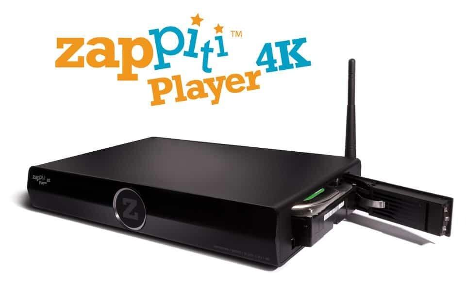 Zappiti Player 4K