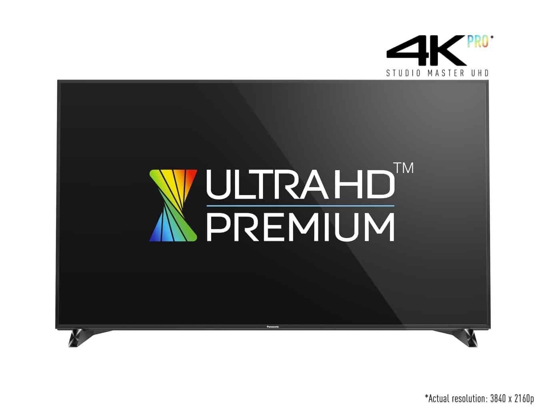 Panasonic Ultra HD Premium TV DXW904