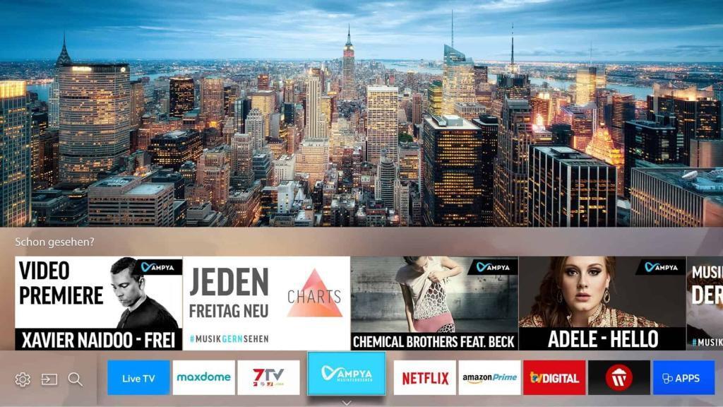 Samsung SUHD TV-Portfolio 2016