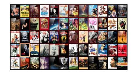 Zappiti Movie Wall