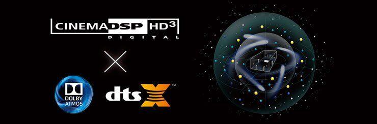 CINEMA DSP HD3