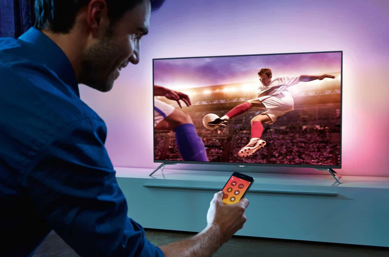Ambilight TV-App