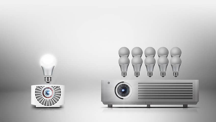 Semi-permanentes LED-Beleuchtungssystem