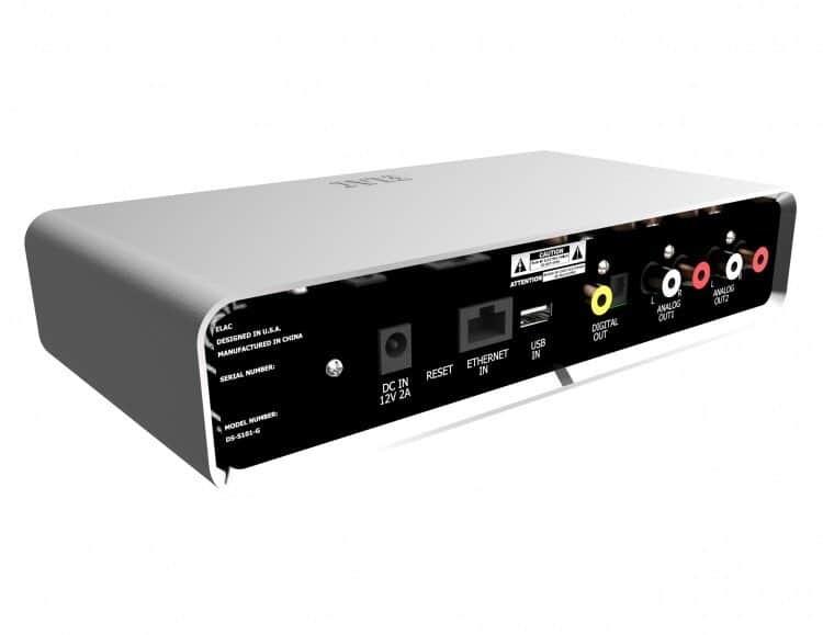 ELAC Discovery Music Server