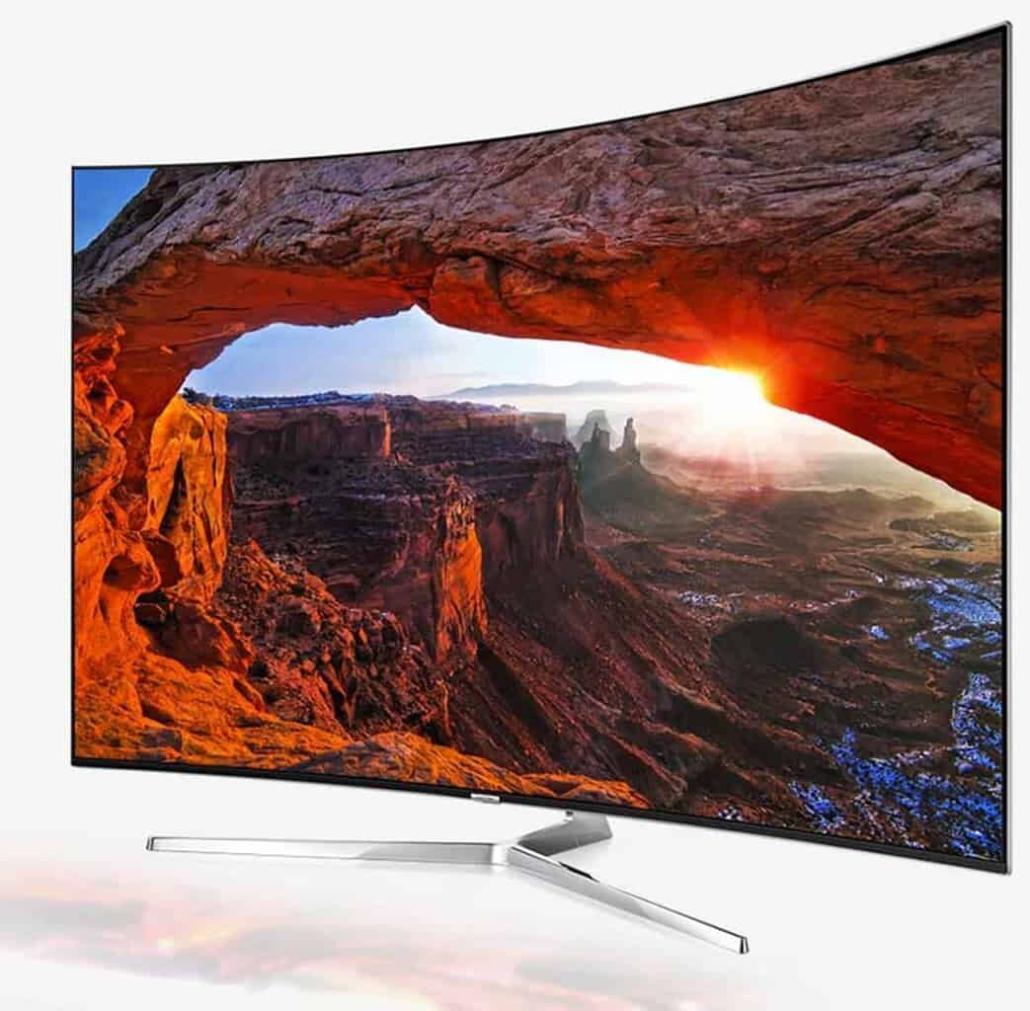 SUHD TV HDR+