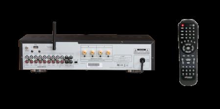 Advance Acoustic X-i50 BT Vollverstärker Rueckseite