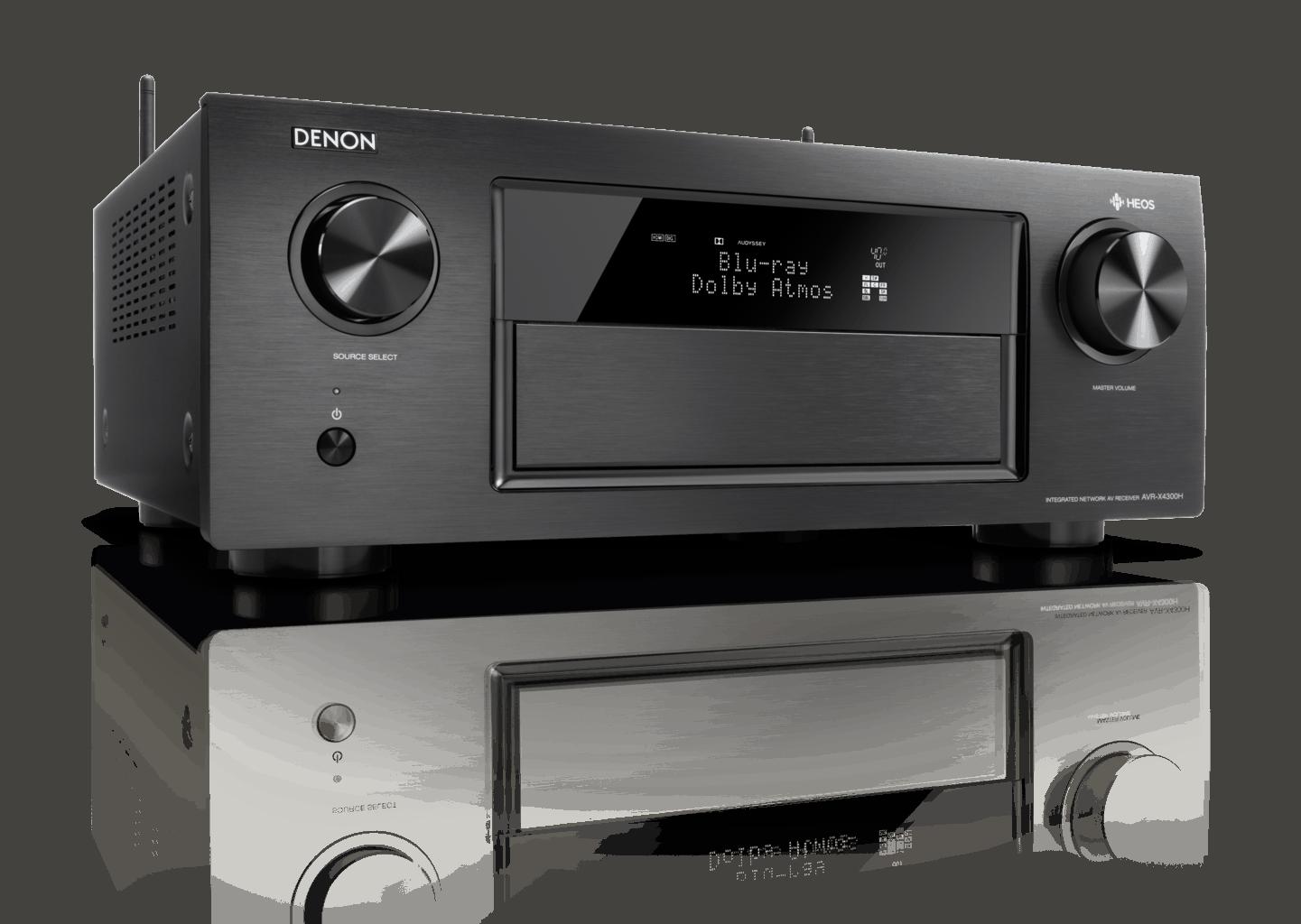 Denon AVR-X4300H inkl. HEOS Modul, Dolby Atmos & DTS:X