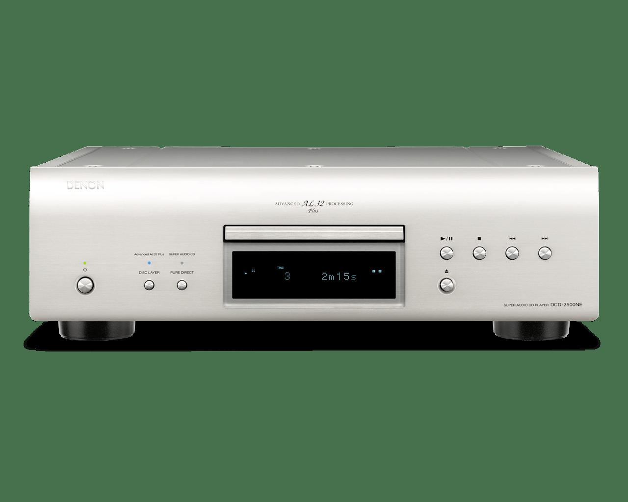 Denon DCD-2500NE front
