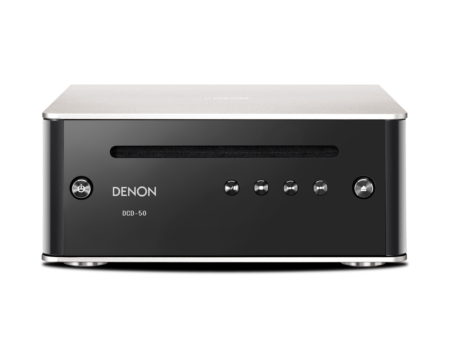 Denon DCD-50 CD-Player front