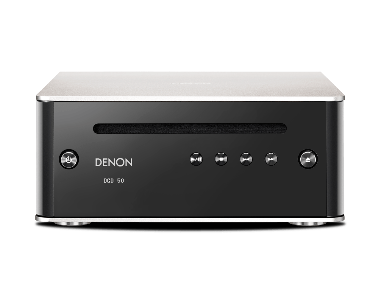 Denon DCD-50 CD-Player front