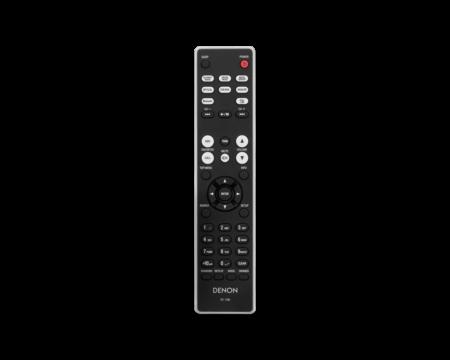 Denon DRA-100 Netzwerk-Stereo-Receiver Fernbedienung