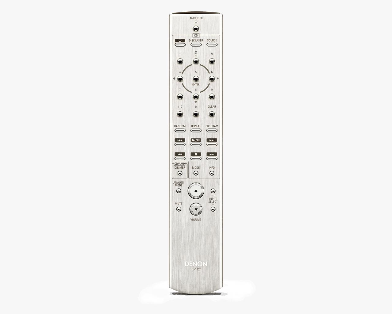 Denon PMA-2500AE Stereo-Vollverstärker Fernbedienung