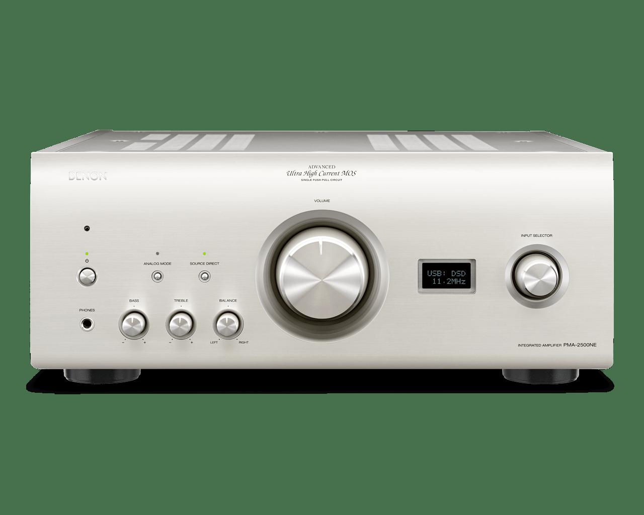 Denon PMA-2500AE Stereo-Vollverstärker Front