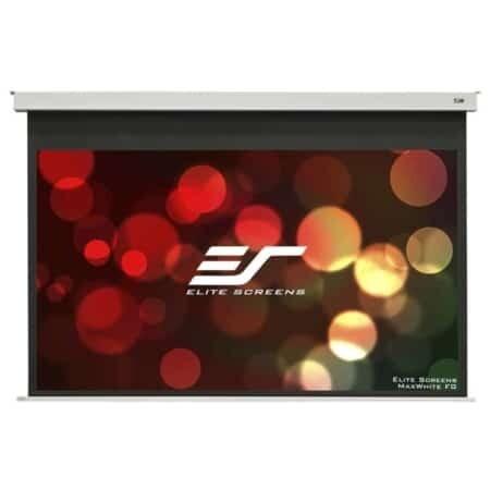 Elite Screens Evanesce B Deckeneinbauleinwand